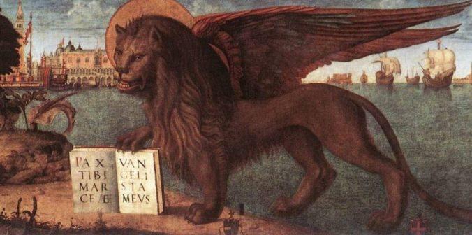 Lion-of-Saint-Mark