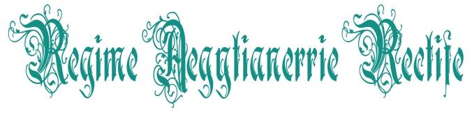 Regime Aegytianerrie Rectife